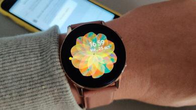 Photo of El Samsung Galaxy Watch Active 2 por fin recibe la detección de caídas y el registro de VO2 Max