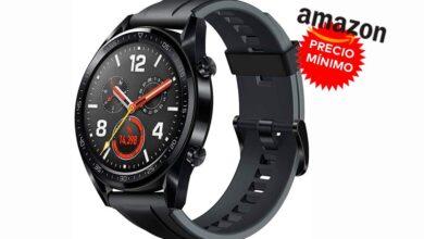 Photo of De locura: este Huawei Watch GT Sport nunca había estado tan rebajado en Amazon. Como adelanto al Black Friday lo tienes por sólo 69 euros