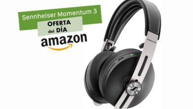 Photo of Sólo hoy en Amazon, los auriculares inalámbricos con cancelación de ruido Sennheiser Momentum 3 te salen 120 euros más baratos que en otras tiendas