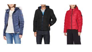 Photo of Chollos en tallas sueltas de abrigos y chaquetas Superdry para hombre y mujer a la venta en Amazon