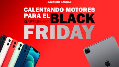 Photo of Ultimando preparativos para el Black Friday: rebajas en el iPhone 12, accesorios Apple y dispositivos Amazon en Cazando Gangas
