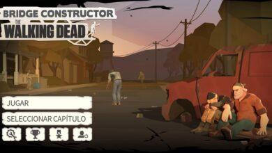 Photo of Puentes, zombis y mucha lógica: Bridge Constructor: The Walking Dead ya disponible en Android