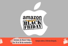 Photo of Ofertas del día en artículos Apple por el Black Friday en Amazon: Apple Watch, Smart Keyboard, Magic Mouse, Magic Keyboard o Apple Pencil a los mejores precios