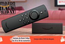 Photo of Por el Black Friday, convertir tu tele en smart TV sólo te costará 19,99 euros con el Fire TV Stick Lite de Amazon
