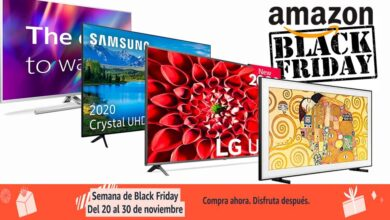 Photo of Este Black Friday que no se te escape tu nueva smart TV: 11 modelos de Hisense, LG, Philips y Samsung rebajados en Amazon