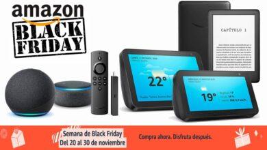 Photo of Por el Black Friday, tienes los Echo, Kindle y Fire TV de Amazon más baratos que nunca