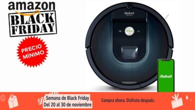 Photo of El robot aspirador Roomba 981 más barato que nunca en el Black Friday de Amazon: 379 euros