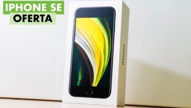 Photo of El iPhone SE (2020) de Apple a precio de chollo en la semana del Black Friday de Amazon: llévatelo por 90 euros menos