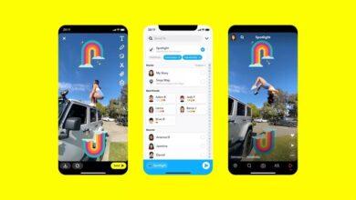 Photo of Snapchat crea la sección 'Destacados' para dar la batalla a TikTok, pagar a creadores y no corromper su esencia