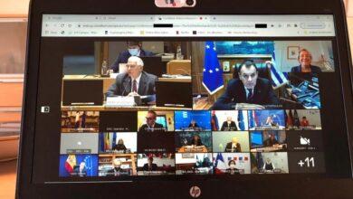 Photo of Lo que la incursión del periodista en una videoconferencia secreta de la UE nos enseña sobre los fallos de seguridad más evitables