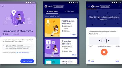 """Photo of Google prueba Task Mate: el """"Opinion Rewards"""" para ganar dinero completando tareas sencillas con el móvil"""