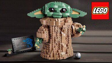 Photo of La figura de Baby Yoda de la serie Star Wars: The Mandalorian de LEGO es una ganga en AliExpress Plaza con este cupón. Se te queda en sólo 51,49 euros