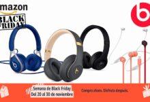 Photo of Black Friday en Amazon: auriculares de diadema e intraauriculares Beats a precios de escándalo