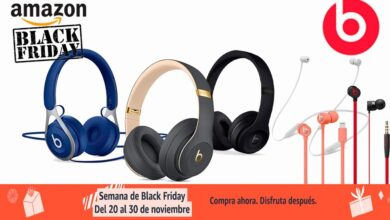 Photo of Black Friday en Amazon: auriculares de diadema e intraauriculares Beats a precios de escándalo