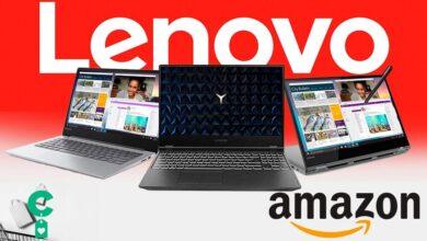 Photo of 9 portátiles Lenovo que puedes comprar más baratos en Amazon esta semana para adelantarte al Black Friday