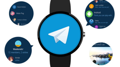 Photo of Telegram en miniatura: todo lo que puedes hacer con Telegram en un smartwatch Wear OS