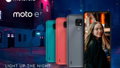 Photo of Motorola Moto E7: el más barato de Motorola llega con doble cámara trasera y Android 10 sin retoques