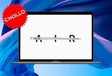 Photo of El MacBook Air 2020 con procesador Intel es un chollo en el Black Friday de eBay: lo tienes a 1.029,99 euros