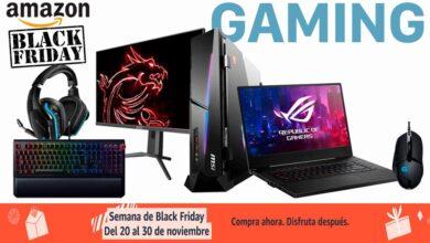 Photo of Las 58 mejores ofertas en portátiles, sobremesa, monitores y periféricos gaming de la semana del Black Friday 2020