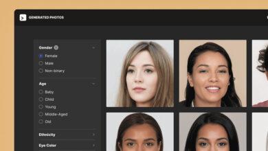 """Photo of Este soy yo, casi: una web crea caras virtuales a partir una foto tuya para """"proteger tu identidad"""""""