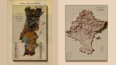 Photo of Así crea estos alucinantes mapas un malagueño que acumula miles de votos positivos y comentarios en Reddit