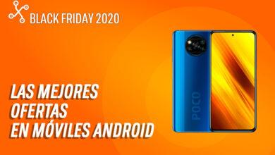 Photo of Los 49 mejores móviles Android en oferta por el Black Friday 2020 hoy, 25 de Noviembre: POCO X3 rebajadísimo y más ofertas