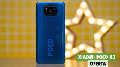 Photo of Poco X3 NFC, un superventas de Xiaomi con pantalla 120Hz, en oferta por 185,99 euros en la Black Week de eBay