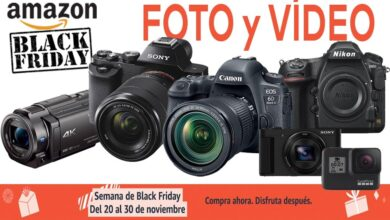 Photo of Black Friday 2020: las 29 mejores ofertas de Amazon en cámaras fotográficas, de vídeo y de acción