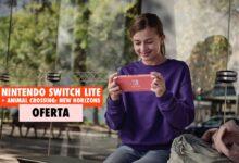 Photo of Esta Nintendo Switch Lite con Animal Crossing: New horizons es un regalazo para Navidad y hoy la tienes rebajada en el Black Friday de MediaMarkt
