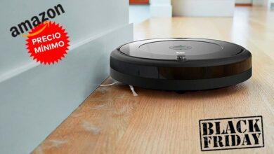 Photo of Este robot aspirador Roomba 692 de iRobot es ahora un chollo mayor en Amazon: lo tienes más barato todavía, por 179 euros
