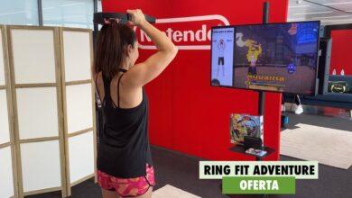 Photo of Ponerte en forma en tu salón es más barato en el Black Friday: llévate Ring Fit Adventure para Nintendo Switch por 69,90 euros