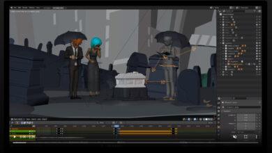 Photo of Blender 2.91: la app para la creación 3D lanza su última gran actualización del año y viene cargada de novedades