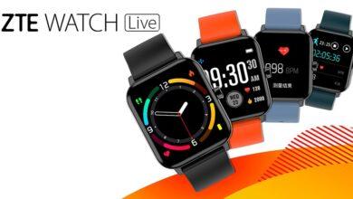 Photo of ZTE Watch Live, un reloj inteligente básico con oxímetro y un precio muy reducido