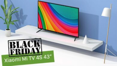 "Photo of Esta Smart TV 4K de 43"" de Xiaomi, con 89 euros de descuento, es la oferta de última hora del Black Friday que no te puedes perder"