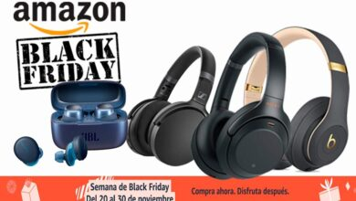 Photo of Black Friday 2020: las 16 mejores ofertas en auriculares Sony, Sennheiser, Beats o JBL en Amazon