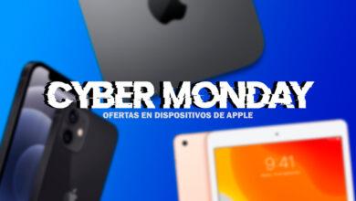 Photo of Cyber Monday 2020: Mejores ofertas en iPhone, iPad, Mac y Apple Watch