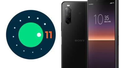 Photo of Sony anuncia qué móviles y cuándo actualizarán a Android 11