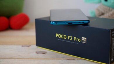 Photo of El Xiaomi Poco F2 Pro comienza a actualizarse a MIUI 12 y Android 11 estable