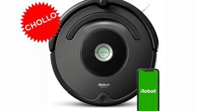 Photo of Más barato todavía por el Cyber Monday: hoy te puedes hacer con el robot aspirador Roomba 676 en eBay por sólo 159,99 euros con este cupón