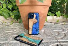 Photo of Vica lanza su colección de fundas artesanales para iPhone 12 y iPhone 12 Pro hechas en resina y madera
