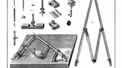 Photo of Máquinas para dibujar: un recorrido histórico ilustrado de dispositivos mecánicos y ópticos