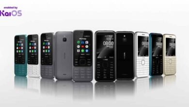 Photo of Nokia lanza dos móviles clásicos compatibles con WhatsApp, Facebook y otras apps