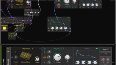 Photo of Bitwig Studio lanza su nueva versión con sintetizador modular híbrido incluido
