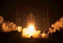 Photo of China lanza la sonda Chang'e 5 para traer muestras de la Luna a la Tierra