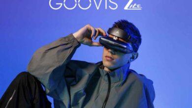 Photo of Unas gafas para disfrutar de tu propia pantalla virtual de cine que triunfa en Kickstarter