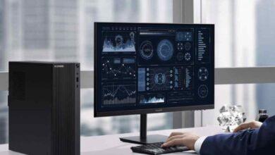 Photo of Así es el primer PC de escritorio de Huawei