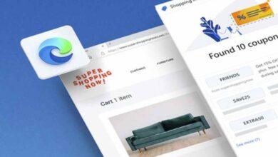 Photo of Microsoft Edge trae nuevas funciones de compras y de productividad