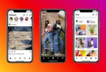 Photo of Instagram rediseña su página de inicio lanzando pestañas dedicadas para Reels y Tienda