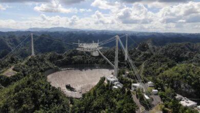 Photo of El radiotelescopio de Arecibo cierra definitivamente por motivos de seguridad