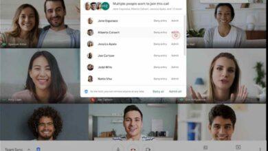 Photo of Google Meet ya permite admitir todas las solicitudes a una sesión simultáneamente